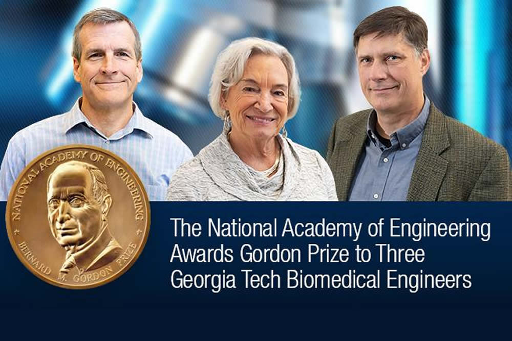 The National Academy of Engineering recognizes pioneering engineering education.