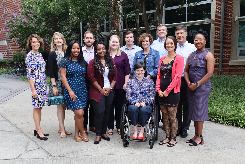 On September 4, 2019, the Wallace H. Coulter Department of Biomedical Engineering at Georgia Tech and Emory University was presented with the Georgia Tech Diversity Champion Award.