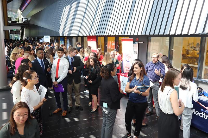 BME Career Fair Sept 2019