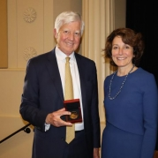 BME's 2019 Distinguished Lecture Delivered by Bill George
