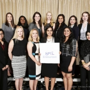 33 Scholarships Awarded to Biomedical Engineering Students