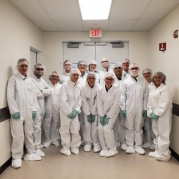 Trainees Gain Cell Manufacturing Industry Insight