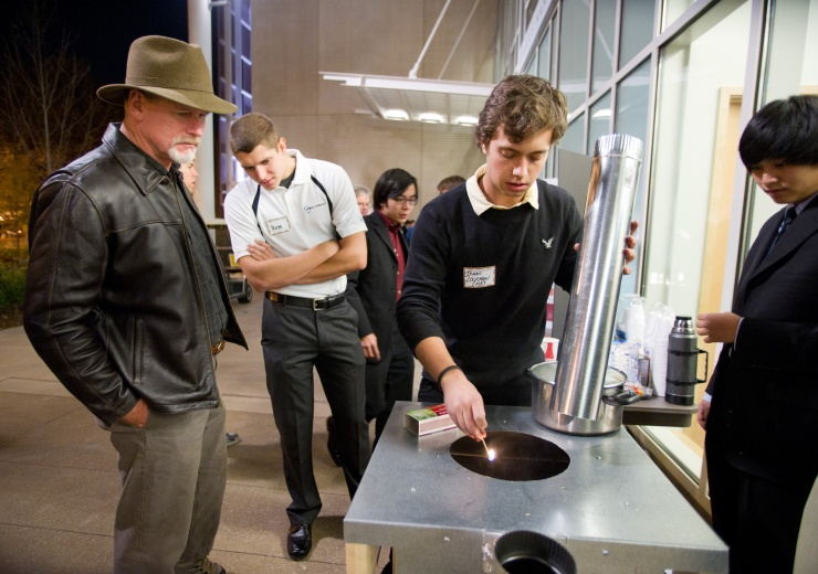 Tech4Good, Capstone Showcase Student Innovation
