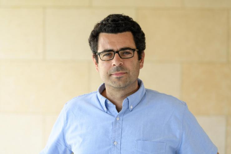 Costas Arvanitis receives MERIT Award
