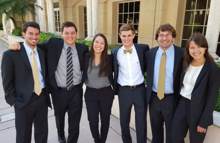 Georgia Tech Team Wins Best Design at National Biomedical Engineering Competition