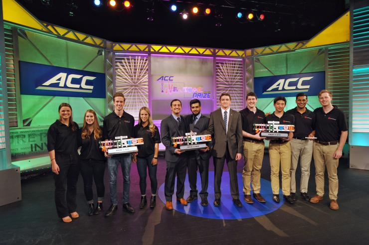 Georgia Tech, Virginia Tech, U of Virginia Win at ACC InVenture Prize