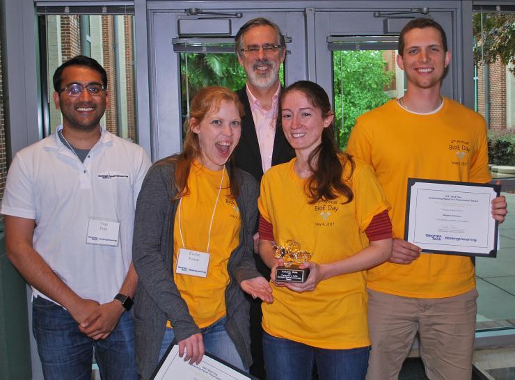BioE Day: A Community Celebrates Itself