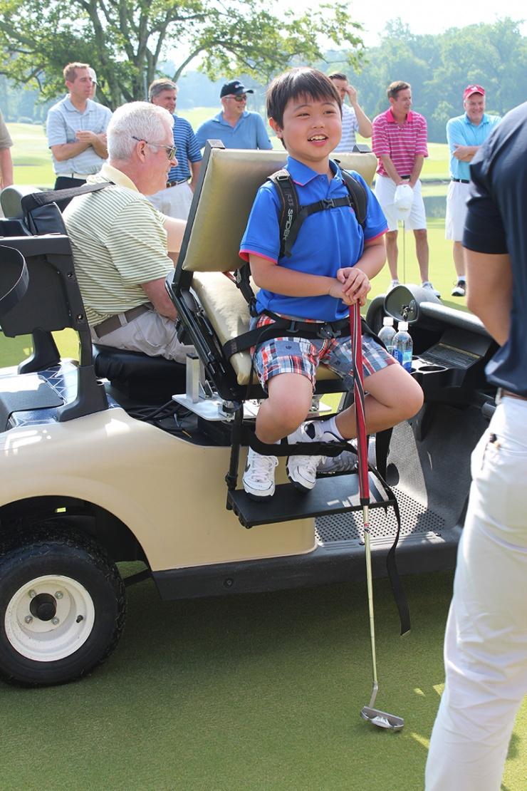 Golf Car Prototype Unveiled at Bobby Jones Classic