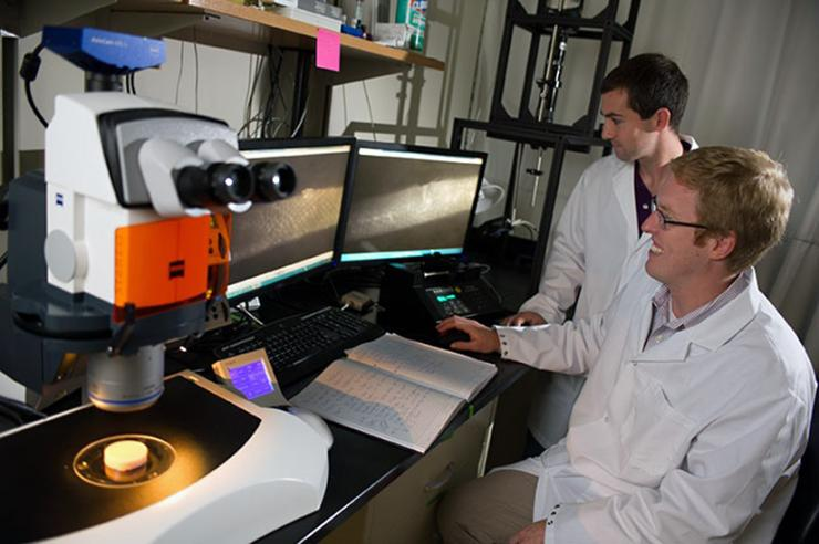 Technology Developed at Petit Institute Gets Test Run