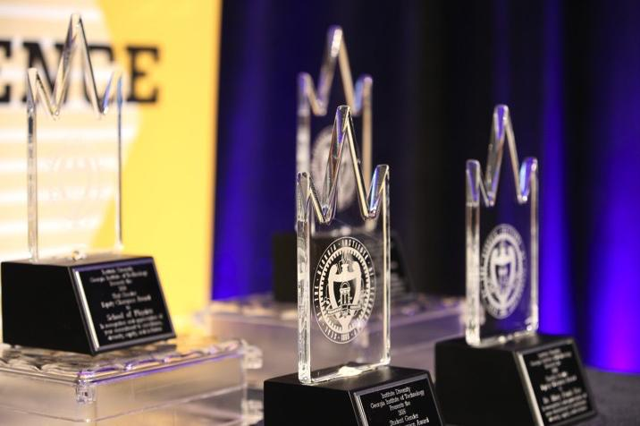 Institute Diversity Honors Four Gender Equity Champions at the Eighth Annual Diversity Symposium