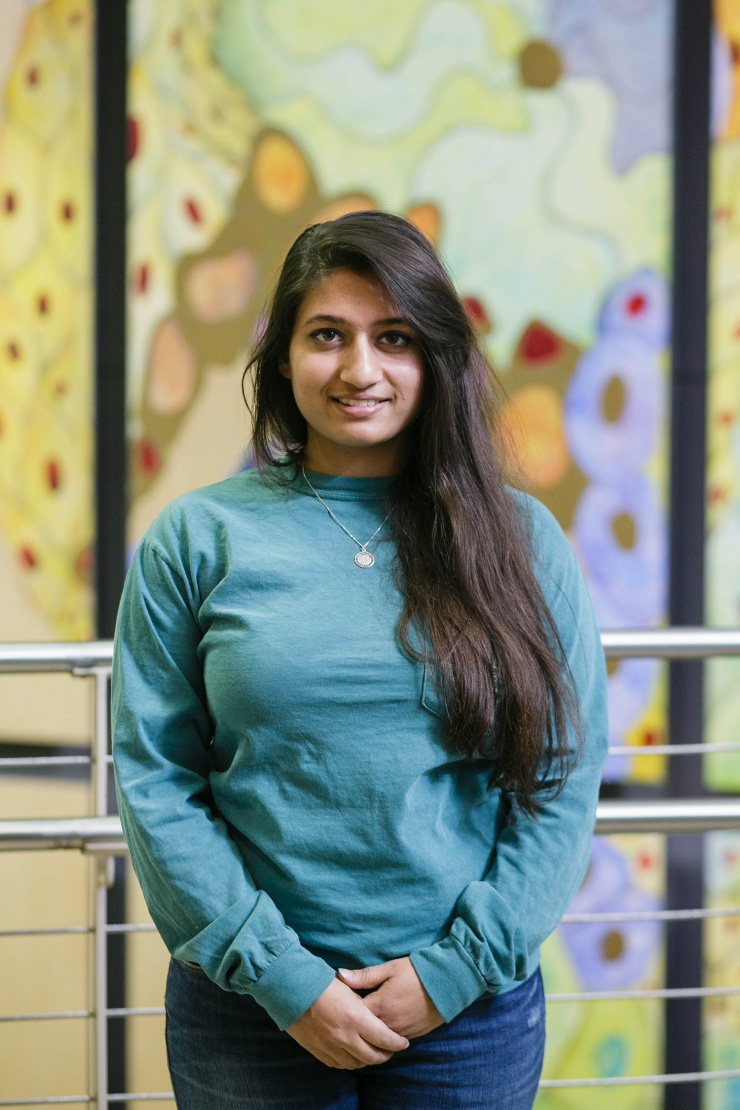 Gupta, Yarabarla Awarded Fulbright Scholarships