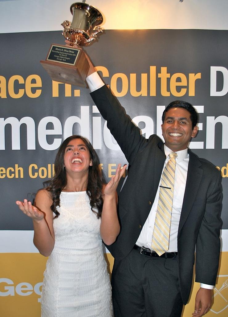 BME Honors Top Undergrads
