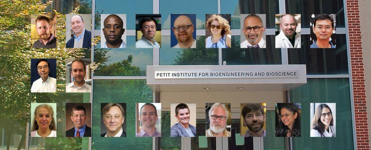 Petit Institute Adds 20 Researchers