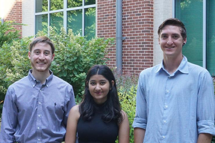 Congratulations 2019 Outstanding Bioinformatics Students