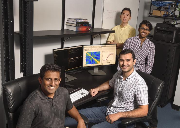 Pandarinath Part of $1 Million Brain Research Team