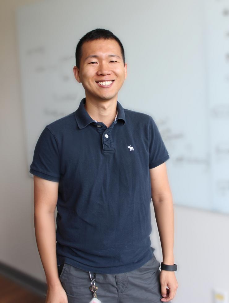 Peng Qiu Wins NIH Grant