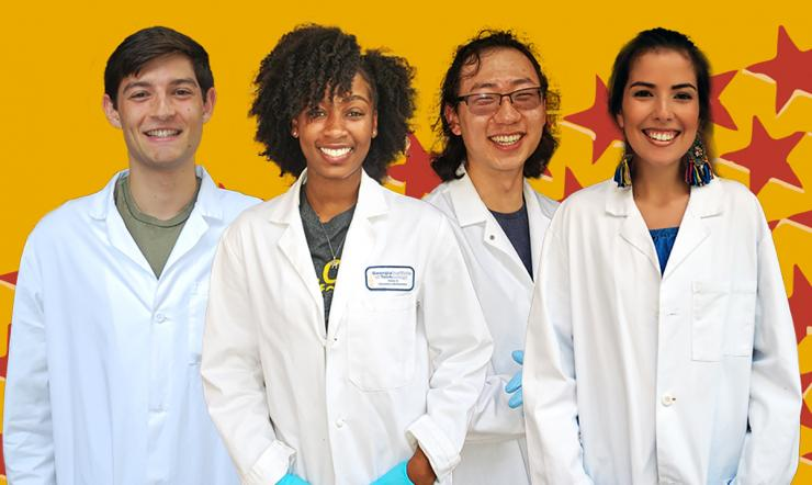 Meet the 2019 Petit Scholars