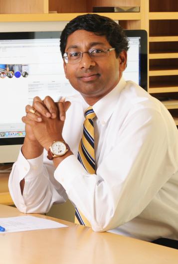 Ravi Bellamkonda Lends Biomedical Expertise to GPB Radio