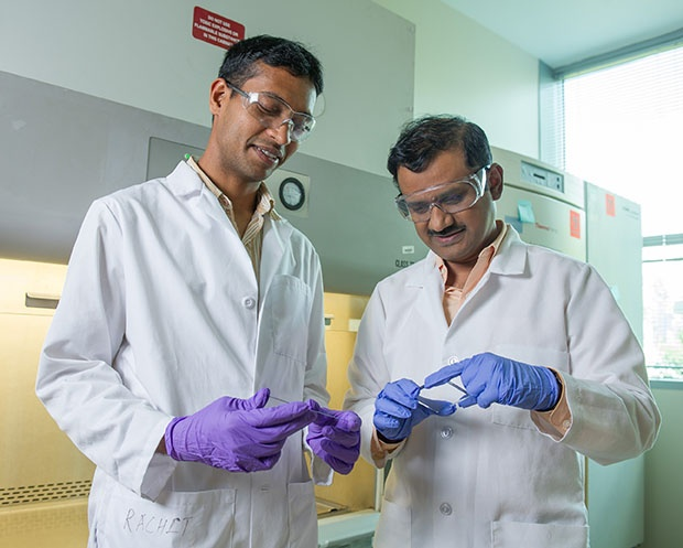 Todd McDevitt and Krishnendu Roy Recognized for Breakthrough Research and Leadership  In Immunoengineering and Regenerative Medicine