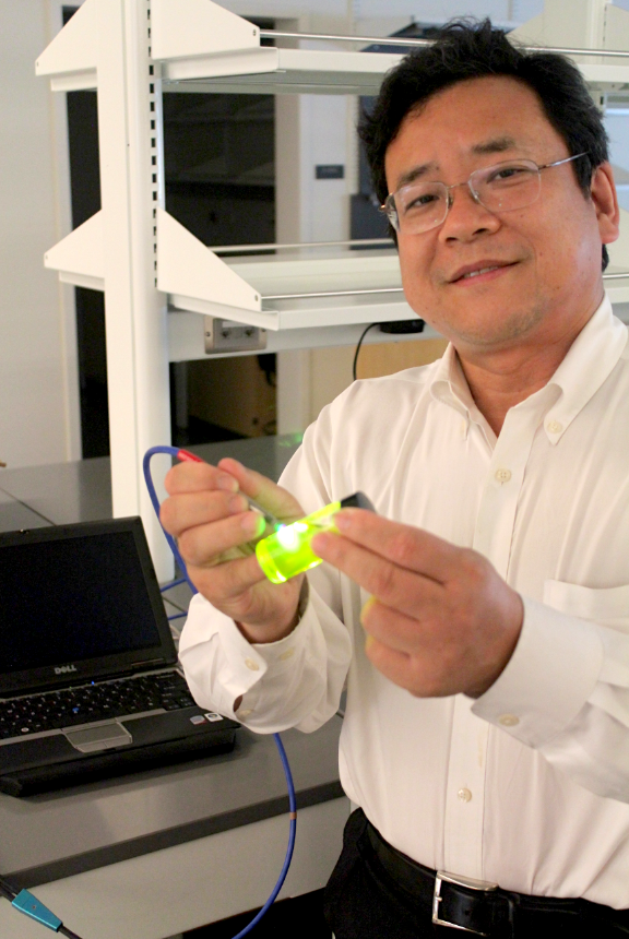 BME PROFESSOR LEADS CLINICAL TRIAL FOR CANCER-DETECTING TOOL