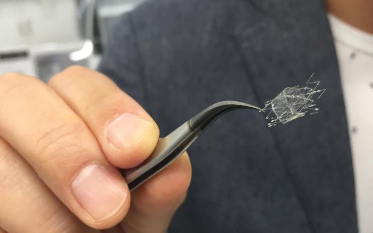 Integrated Sensor Could Monitor Brain Aneurysm Treatment