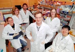Georgia Tech Researchers Discover New Tri-Molecular Complex