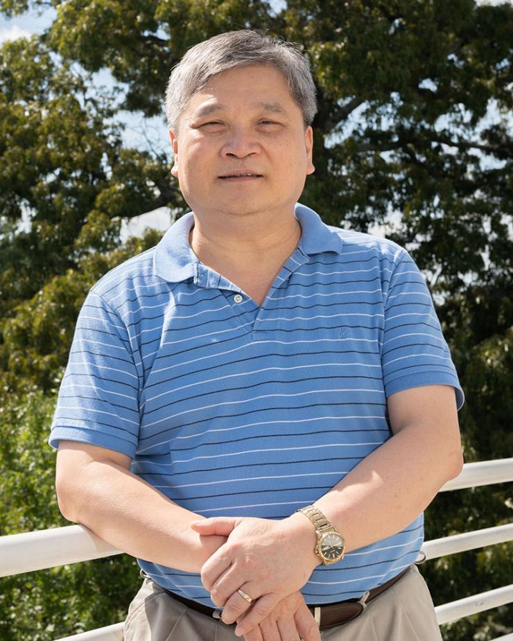 Cheng Zhu Wins Georgia Tech's Outstanding Faculty Research Author 2020 Award