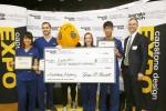 CathART Takes BME Capstone Award