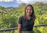STUDENT STORIES: Elif Kulaksizoglu