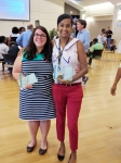 Rose Brito and Kristen Laquidara Recognized by Georgia Tech's College of Engineering