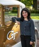 Dakshitha Anandakumar Awarded Women in Technology Scholarship