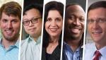 Dahlman Earns Tenure; Lam, LaPlaca, Oshinski, Platt Promoted to Professor