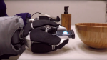 Robot Able to Instantly Identify Household Materials Using Near-Infrared Light