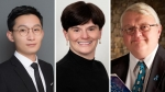 Sigma Xi Honors Voit, Mitchell for Impactful Research with 2021 Awards