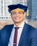 Andres Caballero Wins Georgia Tech's Sigma Xi Best Ph.D. Thesis Award