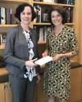 Temenoff Appointed to Carol Ann and David D. Flanagan Professorship