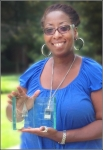 Tracie Dinkins Receives the Staff Hero Award from the College of Engineering