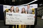 Tube Team Takes Top BME Capstone Honors