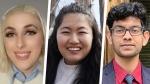 3 Undergrads Earn Support of Medical Instrumentation Association